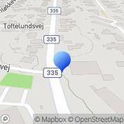 Kort Tommerup Plast- og Værktøjsfabrik A/S Tommerup, Danmark