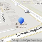 Kort EG Data Inform A/S Århus, Danmark