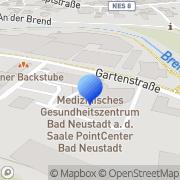 Karte Dr.med. Falk Altmann Bad Neustadt a.d.Saale, Deutschland
