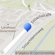 Karte Wiese Garni Oberstdorf, Deutschland