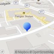Kort Carl F Odense, Danmark