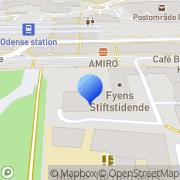 Kort Fyens Distribution A/S Odense, Danmark