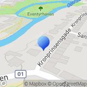 Kort Teknisk Landsforbund Odense, Danmark