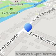 Kort Influx (Lars Bo Frederiksen) Odense, Danmark
