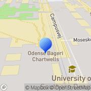 Kort Juridisk Forening Syddansk Universitet Odense, Danmark