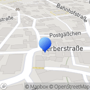 Karte Gusztav Kovacs Gunzenhausen, Deutschland