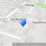 Kort Lkn Interiør Nyborg, Danmark