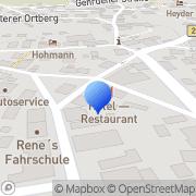 Karte Berghof Elbingerode, Deutschland