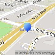 Map Onyx MMA Singapore, Singapore
