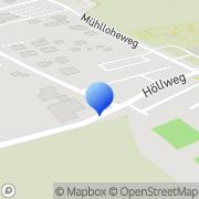 Karte Info-dataUnternehmensberatung Stein, Deutschland