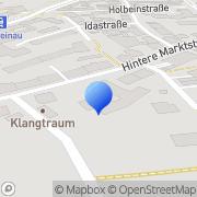 Karte Huck Metallwaren Nürnberg, Deutschland