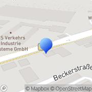 Karte Eva Rupp Halberstadt, Deutschland
