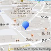 Karte Wilk Michael Dr.med. Nürnberg, Deutschland