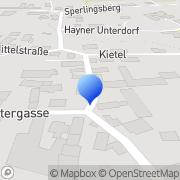 Karte Sören Behrens Hayn, Deutschland