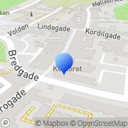 Kort Nordvestnyt Kalundborg, Danmark