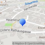 Karte Park Central Wendelstein, Deutschland