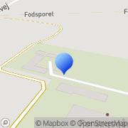 Kort Plantedirektoratet Skælskør, Danmark