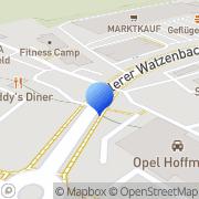 Karte Fitness-Camp Schmidt Saalfeld/Saale, Deutschland