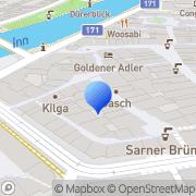 Karte Einrahmungen & Bilder Boschi Innsbruck, Österreich