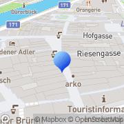 Karte Reform Martin Innsbruck, Österreich