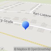 Karte Andreas Dorsch Aschersleben, Deutschland