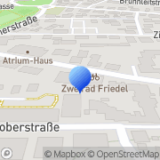 Karte Praxisgemeinschaft Markoff Friedl Logopädie Neumarkt i.d.OPf., Deutschland