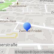 Karte Computer-Notdienst AehneltComputerservice Neumarkt in der Oberpfalz, Deutschland