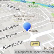 Karte Wolfgang Seidenbusch Beilngries, Deutschland