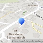Karte Gaststätte Seemannsruh Hummeltal, Deutschland