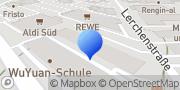 Karte Symtec GmbH München, Deutschland