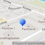 Kort Martinus Institut Selvejende Institution Nakke, Danmark