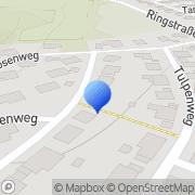 Karte Druckerei Schmidt & Buchta GmbH & CO. KG Helmbrechts, Deutschland