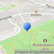 Kort KFUM og KFUK i Næstved Næstved, Danmark