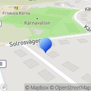 Karta Lundby Textil Kärna Kärna, Sverige