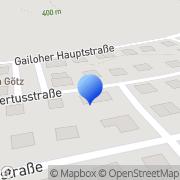 Karte Marcus Ehebauer Amberg, Deutschland