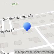 Karte Ehebauer Marcus Immobilienvermittlung Amberg, Deutschland