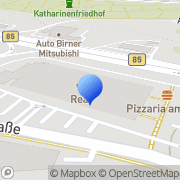 Karte Preißer Josef u. Thorsten Schuh- &  Schlüsseldienst Amberg, Deutschland