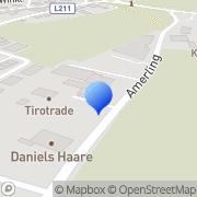 Karte Remingthon & FTI Kramsach, Österreich