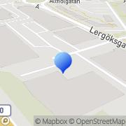 Karta Vi & Design Rud, Sverige