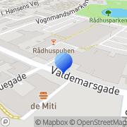 Kort Ældrerådet i Vordingborg Kommune Vordingborg, Danmark