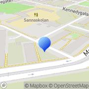 Karta La Bamba Göteborg, Sverige