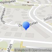 Karta Logimed Göteborg, Sverige