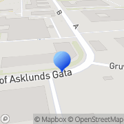 Karta P-Duon Frölunda, Sverige