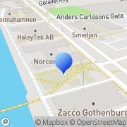Karta TFT Sverige AB Göteborg, Sverige