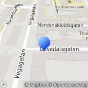 Karta Firma Gert R Nilsson Göteborg, Sverige