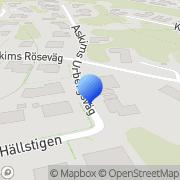 Karta Obligationskammaren Askim, Sverige