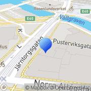 Karta Kognitivt Forum / KBT Järntorget Göteborg, Sverige