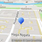 Karta Stage Direction Sweden Göteborg, Sverige