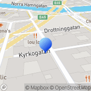 Karta Jennie Ricci Enskild Firma Göteborg, Sverige