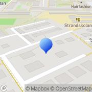Karta Garnisonen i Kungälv AB Kungälv, Sverige